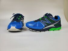 Men's New Balance 670v1 Preowned Shoes Sneakers Size 14US Blue Black Green