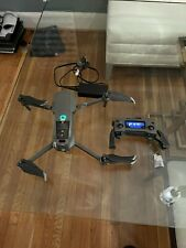 DJI Mavic 2 Pro Drone W/ Wrap On Drone, Controller, Battery, Charger Extras