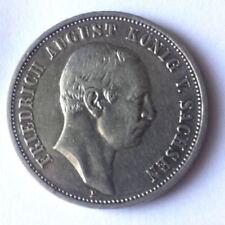 3 Mark Silbermünzen aus dem deutschen Kaiserreich