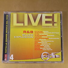 LIVE! COLLECTION -N° 4 - R& B - PANORAMA -  2005 - OTTIMO CD [AS-144]