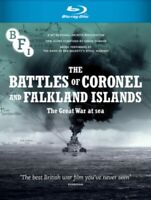 Neuf The Battles De Coronel Et Falkland Islands Blu-Ray