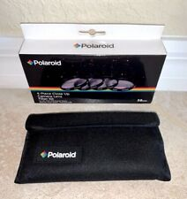 Polaroid 4 Piece Close Up Lens Kit filters 58mm +1 + 2 + 4 & 10X NEW in BOX
