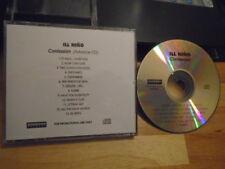 RARE ADV PROMO Ill Nino CD Confession metal Machine Head Soulfly misfits SNOT !