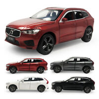 1/32 XC60 2019 SUV Metall Die Cast Modellauto Spielzeug Model Sammlung