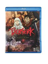 Berserk: The Golden Age Arc - The Egg of the King (Blu-ray Disc, 2012)