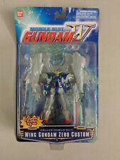 Wing Commander Zero Custom Action Figure Deluxe Mobile Suit Gundam Wing Bandai