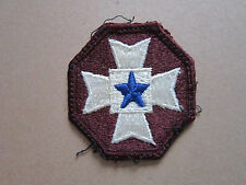 Medical Command Europe US Army Woven Cloth Patch Badge