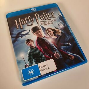 Harry Potter and the Half-Blood Prince (2009) - Blu-Ray Region Free | Like New