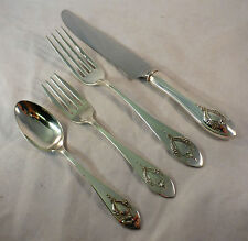 Mount Vernon-Lunt Sterling 4-Pc Dinner Place Setting(s)-French