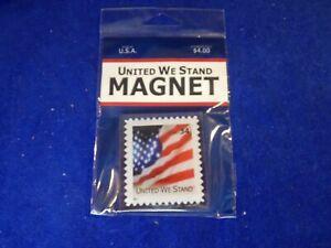 United We Stand  U.S. Allegiance Inc refrigerator magnet