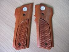 New Hardwood Grip For Smith&Wesson Model 59, 459, 559, 659, 9 mm Straight Butt