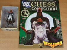 EAGLEMOSS DC CHESS COLLECTION 1ST EDITION NUMBER 22 REDHOOD