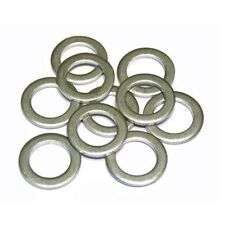 12mm Crush Washers - Oil Drain Plug - 10 pack for Motorcycles, Atvs, etc (Cw-12)
