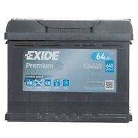 Exide Premium Car Battery 640CCA 12V 64Ah Type 027 4 Yrs Wty Sealed OEM Quality