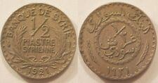 Syrie Protectorat Français, 1/2 piastre 1921 !!