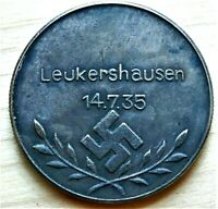 WW2 GERMAN COMMEMORATIVE COLLECTORS COIN 1935