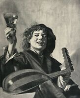 The Happy Drinker choose Cantabile Oriental after Frans I Hals 1580-1666 to 1880