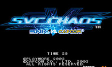 K7 SNK VS CAPCOM neo geo mvs arcade