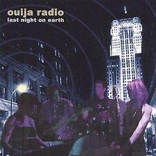 Ouija Radio : Last Night on Earth CD