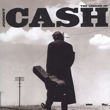 The Legend of Johnny Cash by Johnny Cash (CD, Oct-2005, Hip-O) NEW SEALED