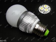 AC/DC 12V 3W E27 Dimmable LED Bulb Warm White