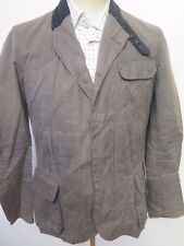 Ladies Barbour Bezique Technical Waxed Utility Jacket UK 14 Euro 40 in Black