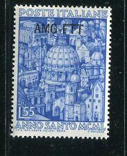 Trieste Zone A (Italy) #75 Mint