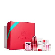 Shiseido The Gift of Brightening 6PC Set Limited Edition  ULTIMUNE + NIGHT CREAM