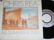 "7"" - Chris Rea - All Summer long & Dancing Shoes - 1985 # 4229"