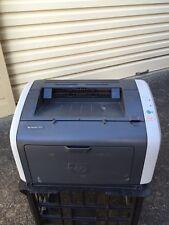 HP LaserJet 1010 Printer,12PPM,<200Printouts,1 month WARRANTY