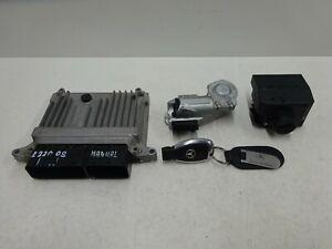 2008 MERCEDES E W211 E220 CDI 2.1 MANUAL ENGINE ECU KIT A6461505572 A0044461540