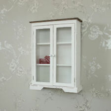 Schränke & Wandschränke im Shabby-Stil aus Holz mit Türen