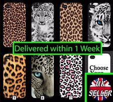 Leopard Phone Case Print Design Style iPhone 6 Galaxy s7 SE s8 iphone 7 s6 470
