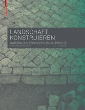 Landschaft konstruieren (2015, Taschenbuch)