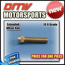 Longer Extended Wheel Bolts Studs Lugs   For Toyota   12x1.5   55MM Thread