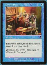 Careful Study FOIL Odyssey HEAVILY PLD Blue Common CARD (146849) ABUGames