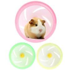 Hamster Mouse Rat Exercise Toys Plastic Silent Running Spinner Wheel Hot Pet Toy