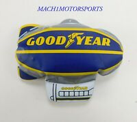 "GOODYEAR Blimp Inflatable Small 5"" Discontinued Man Cave Toy NASCAR NFL MLB NHRA"