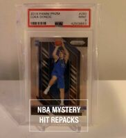 NBA BASKETBALL CARDS LOT MYSTERY PACKS HOT PACK🔥 HITS REPACK LUKA PSA 9?