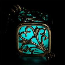 Hollow Tree of Life Necklace Pendant Luminous Glow In The Dark Locket Jewelry
