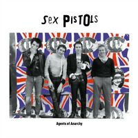 SEX PISTOLS : AGENTS OF ANARCHY : BRAND NEW & SEALED 180 GRAM VINYL LP