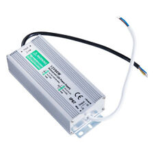 AC 100-240V to DC12V 80W IP67 Waterproof LED Transformer Driver Power Supply New