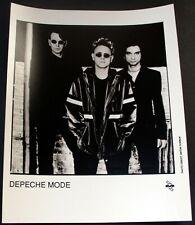 Depeche Mode Photo Promo Circa Early 80s