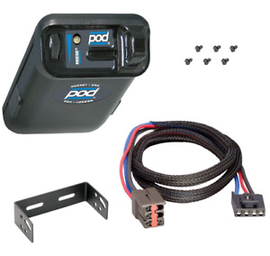 Reese POD Trailer Brake Control for 94-08 Ford F-150 w/ Plug Play Wiring Module