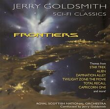 Frontiers - Sci Fi Classics - Jerry Goldsmith - John Debney