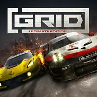 GRID - Ultimate Edition , PC Digital STEAM Key, Same Day Email Delivery