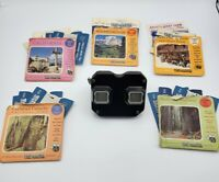 Vintage Sawyer's View-Master Stereoscope Viewer - 1950's With (18) Reels!
