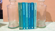 7 Blue Binding Pelican Book Classics Display Instant Library Blue Paperbacks
