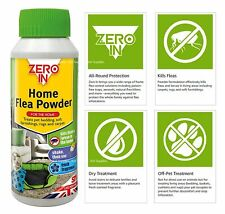 More details for stv zero in home flea powder killer treatment for carpets and rugs