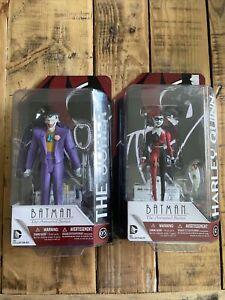 Batman The Animated Series The Joker and Harley Quinn - DC Collectibles NIB